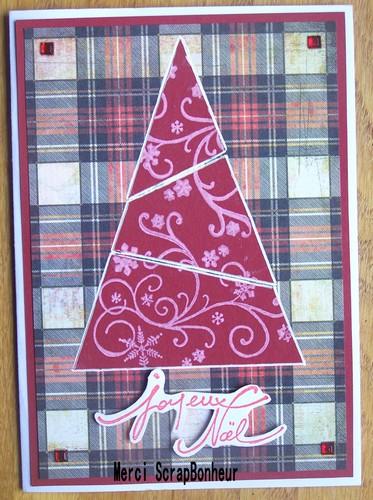 Noël avant l'heure. dans carterie cartes17
