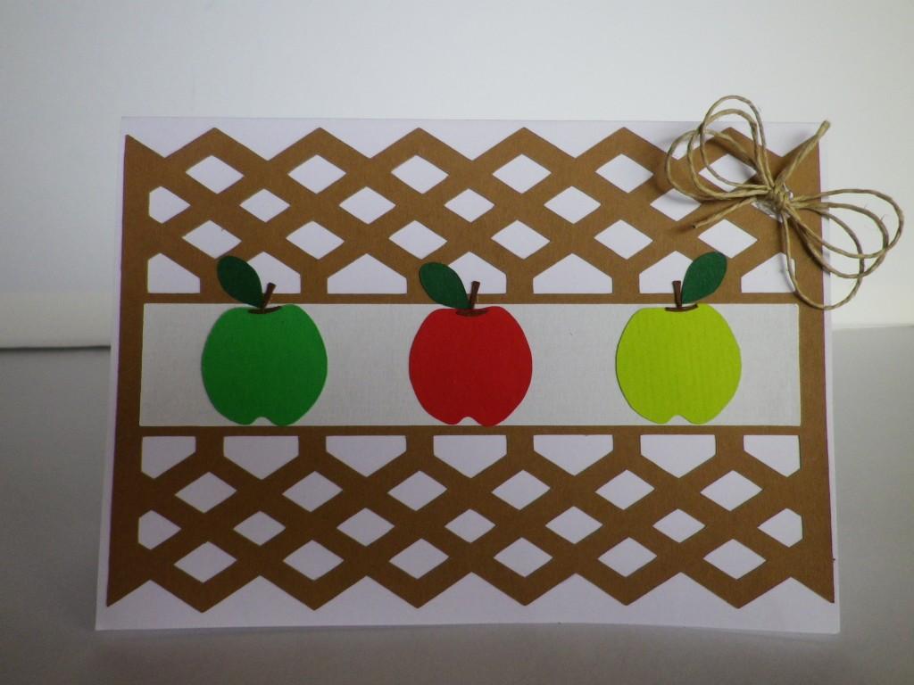 Une carte Pomme. dans carterie imgp5208